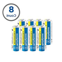8 Pack of Westinghouse Battery IFR 14430 3.2v 400 mAh Lithiu