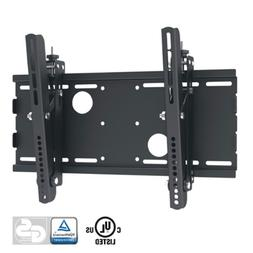 Black Adjustable Tilt/Tilting Wall Mount Bracket for Toshiba