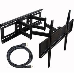 VideoSecu Black Adjustable Wall Mount Bracket for Olevia/Syn
