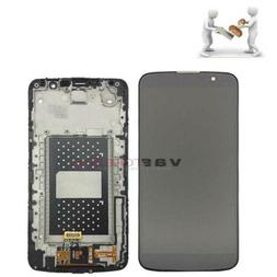 Black For LG K10 410TV LCD Touch Screen Digitizer Display Fr