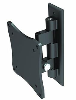 Black Full-Motion Tilt/Swivel Wall Mount Bracket for Asus RO