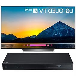 """LG 65"""" Class B8 OLED 4K HDR AI Smart TV 2018 Model  with LG"""