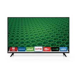"VIZIO D55-D2 D-Series 55"" Class Full Array LED Smart TV  D55"