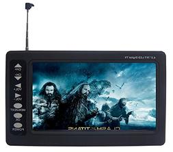 "Chaowei DTV530 Portable 4.3"" Digital TV with ASTC Tuner,TFT"