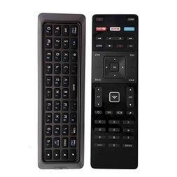 New Dual Side Keyboard TV Remote Control XUMO XRT500 with XU