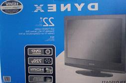 Dynex DX-22LD150A11 22-inch 720p LCD HDTV/DVD Combo