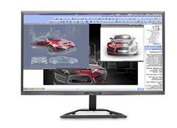 """Sceptre E E248W-1920R 24"""" Ultra Thin LED Monitor HDMI Metall"""