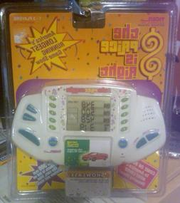 The Price Is Right Electronic LCD Handheld Game 1998