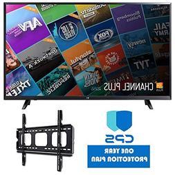 LG Electronics 55UJ6200 55-Inch 4K Ultra HD HDR Smart LED TV