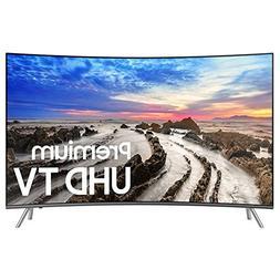 "Samsung Curved 4K Ultra HD Smart LED TV, 55"""
