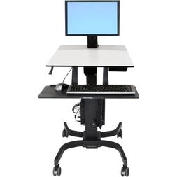 Ergotron, Workfit C-Mod Single Display Sit-Stand Workstation