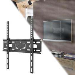 Fixed Flat Slim TV Wall Mount Bracket Fits Most 17 20 32 40
