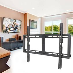 Fixed Position TV Wall Mount Bracket TV Stand Slim Hanger Un