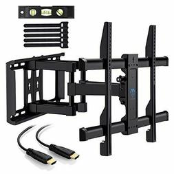 Full Motion Articulating Swivel Arm TV Wall Mount for 37-70