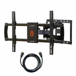 """ECHOGEAR Full Motion Articulating TV Wall Mount for 37-70"""" L"""
