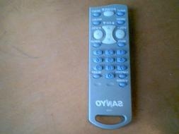 Original Sanyo FXTB LCD TV Remote Control for Models AVM2751