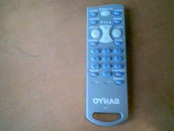 Original Sanyo FXTB LCD TV Remote Control for Models AVM2751