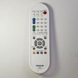 Sharp GA626WJSA LCD TV Remote Control