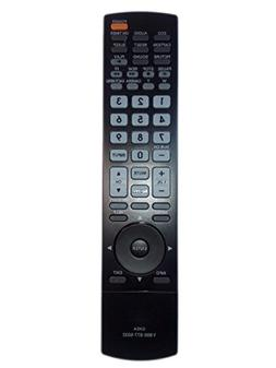 GXEA 1-800-877-5032 Remote Control Replaced for Sanyo DP3784