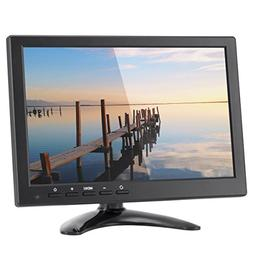 LSLYA 10.1-inch HDMI IPS-LCD Security Monitor Screen Display