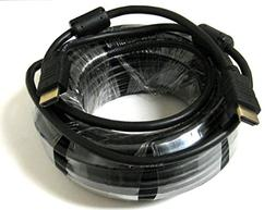 25FT HDMI ETHERNET CABLE 1.4 FOR BLURAY 3D DVD PS3 HDTV XBOX