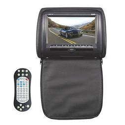 Pyle 7-Inch Car Headrest Mount, DVD Player, USB LCD Screen,