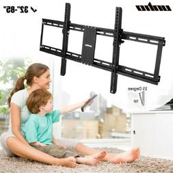 Heavy Duty Fixed TV Wall Mount Bracket Support Max.85Inch LC