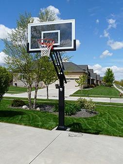 Bison Hoop HangTime: Best-Selling Driveway Basketball Hoop W