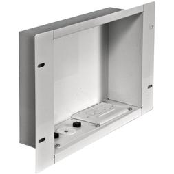 PEERLESS IBA2AC-W IN-WALL METAL BOX LARGE WITH KNOCK OUT & P