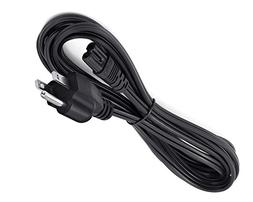 iMBAPrice iMBA-F8S-10BK Power Cord for most Two Prong Samsun
