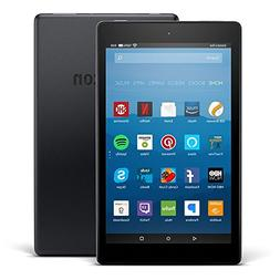 "New Amazon Kindle Fire HD 8 Tablet 8"" HD Display 16 GB Black"