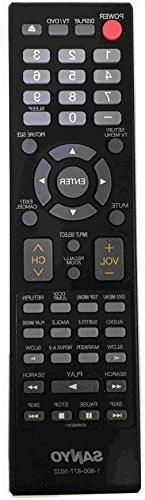 Sanyo 076R0SC011 Remote Control