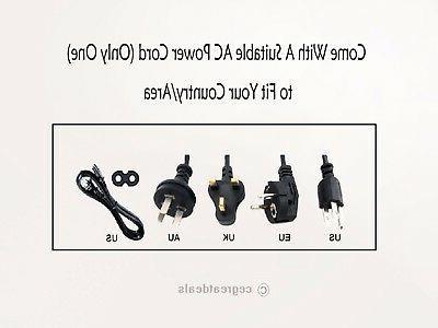 12V AC For Insignia NS-19E310A13 LED TV