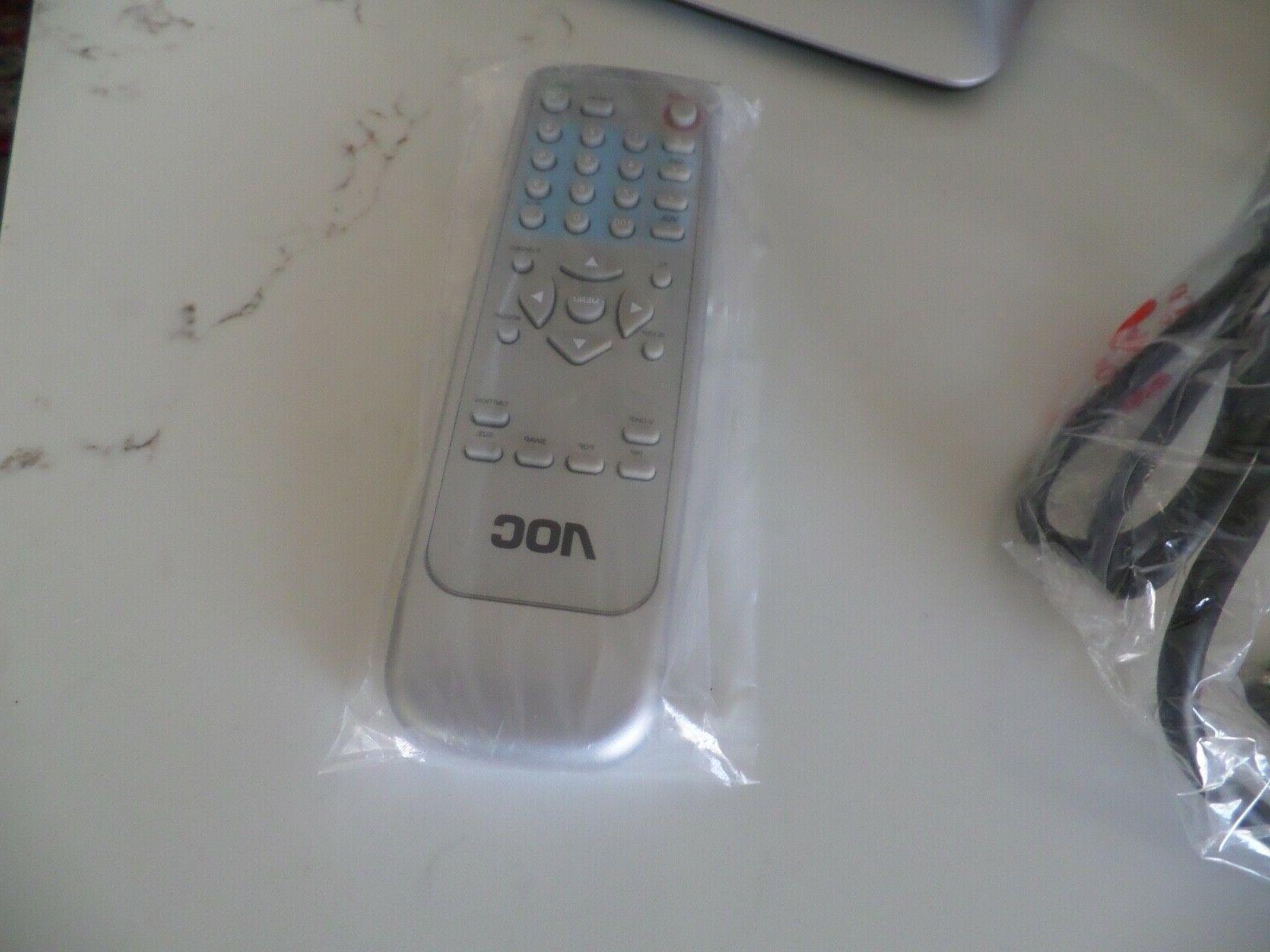 AOC Envision LCD Television Remote IN