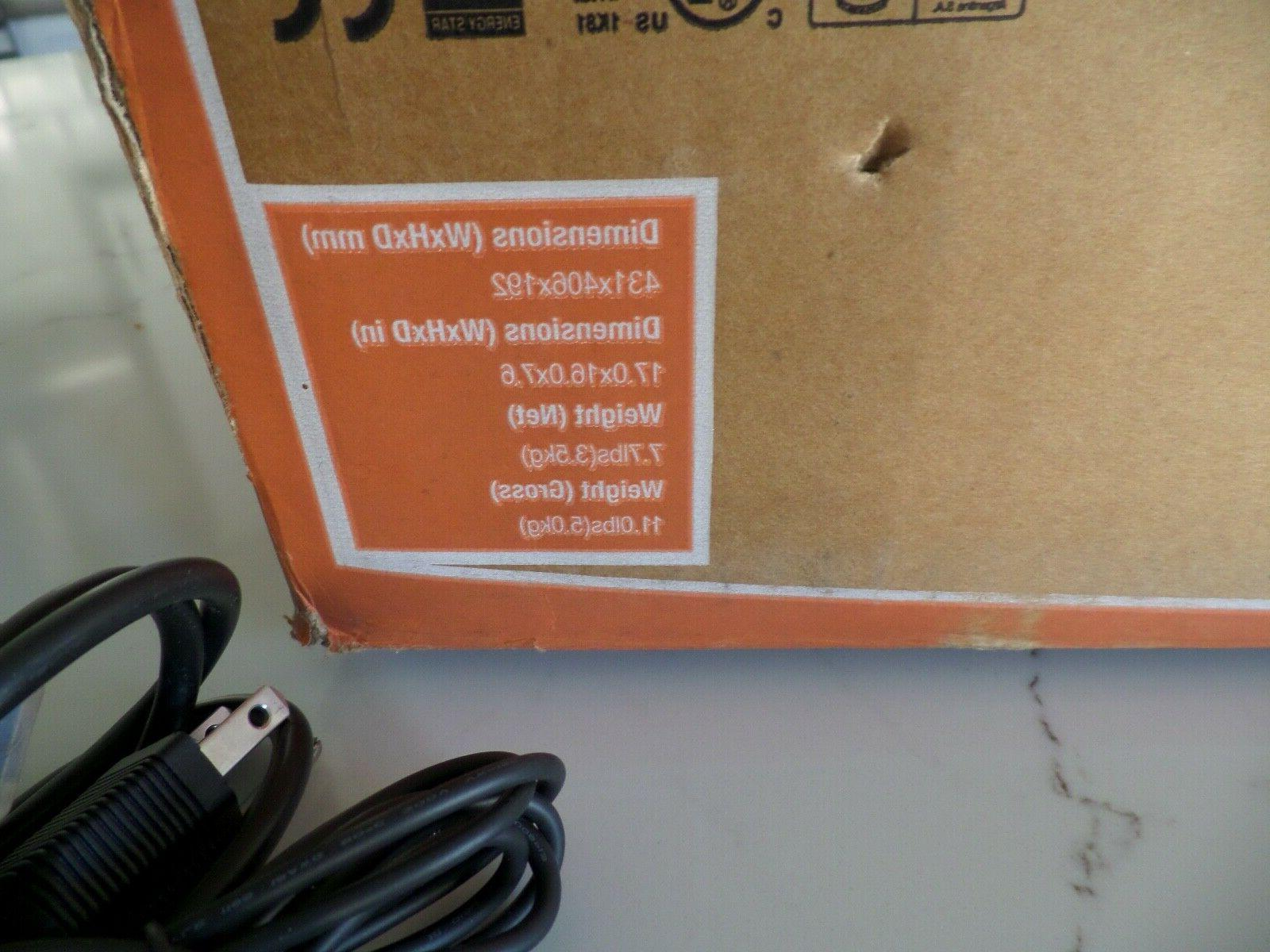 AOC 15 LCD Television Remote MODEL# A15X221 NEW IN