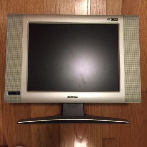 Magnavox 15MF605T/17 Screen WORKS Cord -NO remote