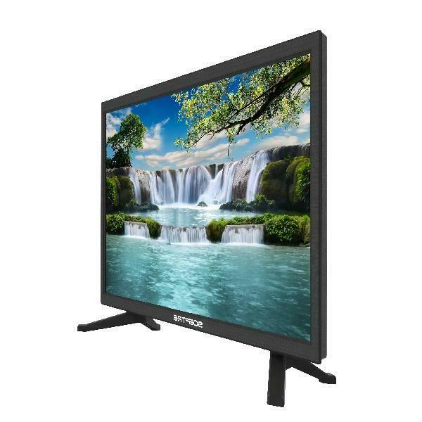 19 Inch HD LED Screen TV w/HDMI 60Hz Refresh