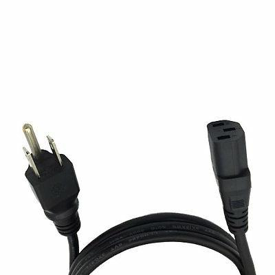 3 PRONG AC POWER CABLE CORD FOR VIZIO LG SAMSUNG PANASONIC T