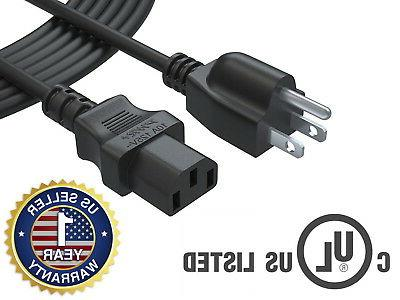 3 prong ac cable power