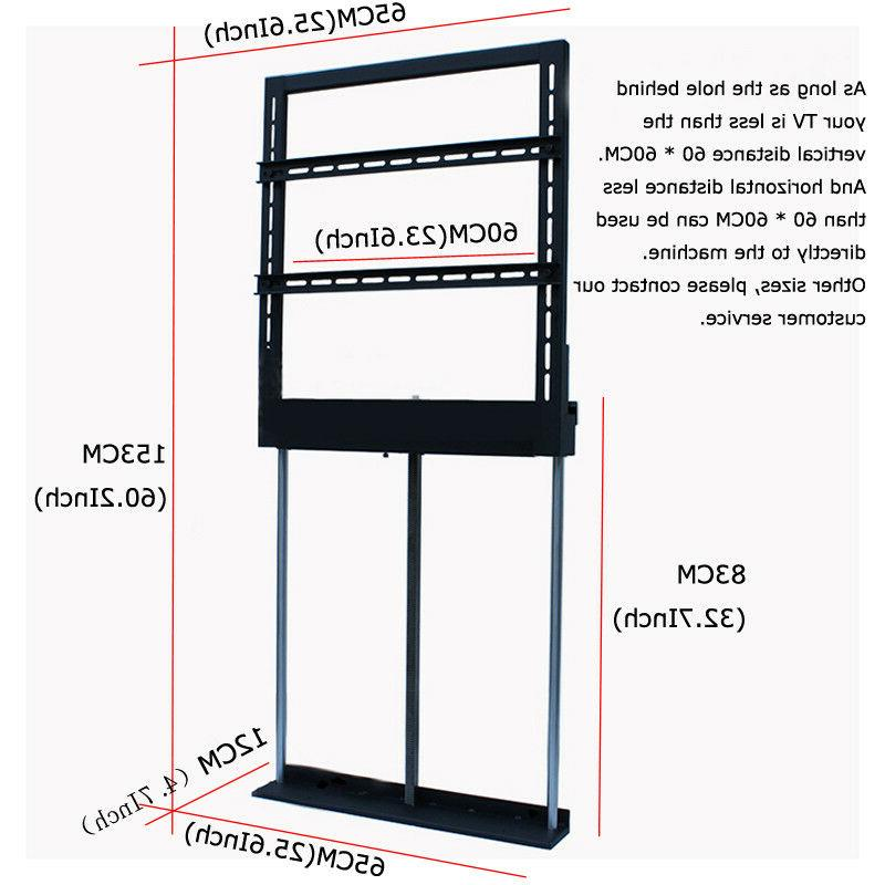 32-52 Inch LCD Plasma Lift Hanger Electric Remote Control