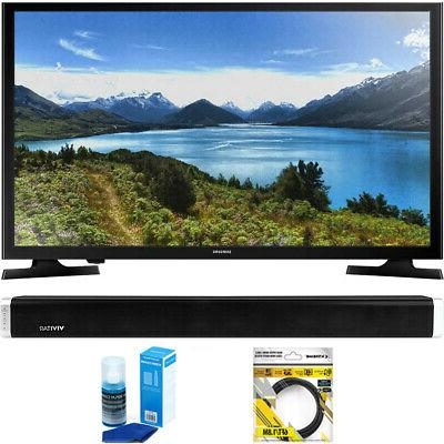 "Samsung 32"" 720p LED TV + Vivitar 24-Inch Wireless Bluetooth"