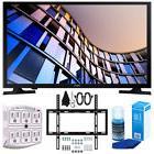 Samsung 32-Inch 720p Smart LED TV  + Wall Mounting Bundle