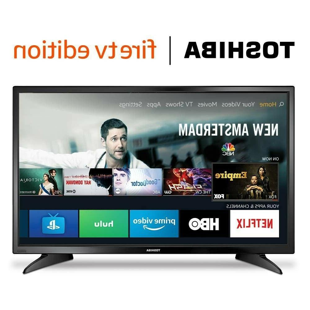 Toshiba 32 inch 720p TV Fire TV NEW