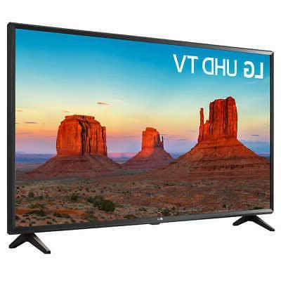 "LG 43"" 4K Ultra TV,"