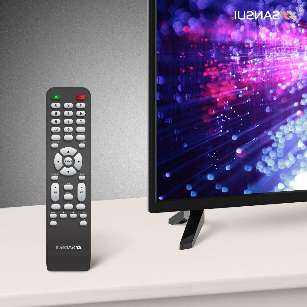 Sansui 1080P LED HDTV 60hz TV & HDMI