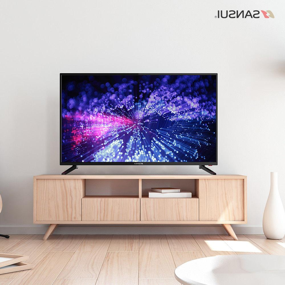 """Sansui 43"""" HD 1080P LED 60hz &"""