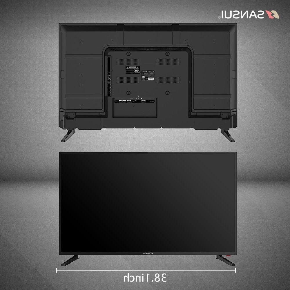 "Sansui 43"" 1080P LCD HDTV 60hz &"