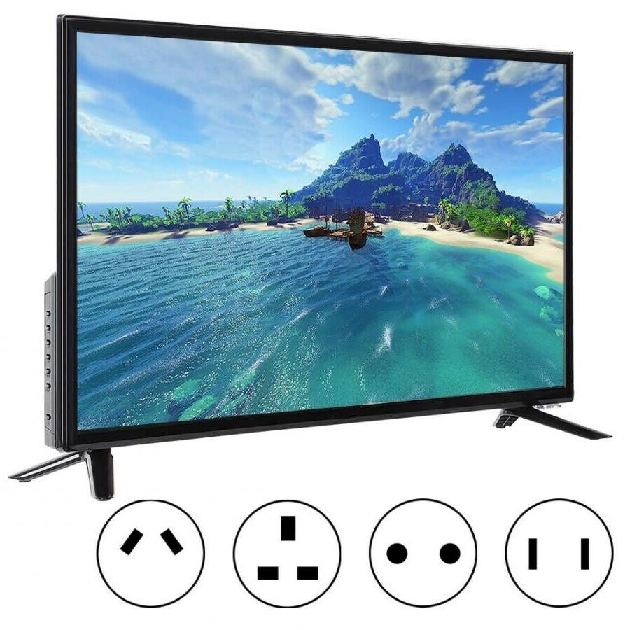 43 Television DVB-T2 LCD Home Theater Smart TV