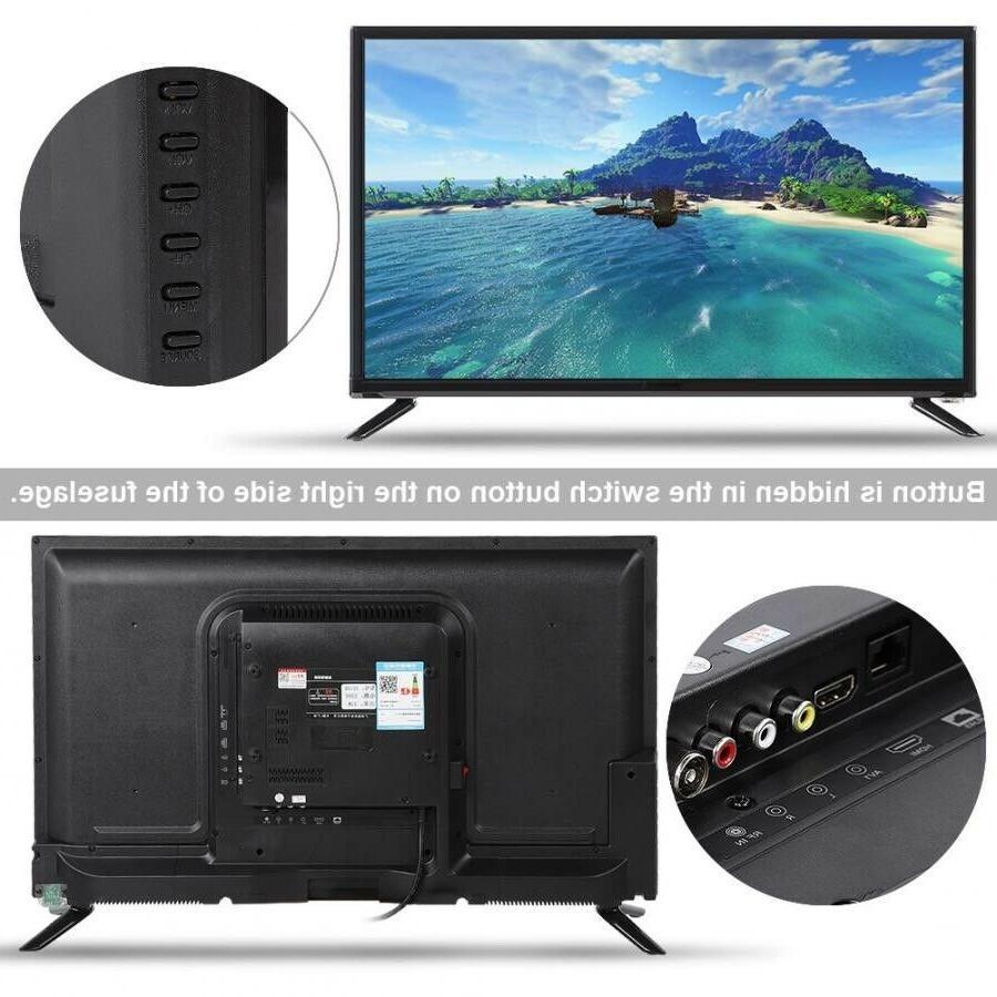 43 HD Television DVB-T2 1920*1080Flat LCD Home TV