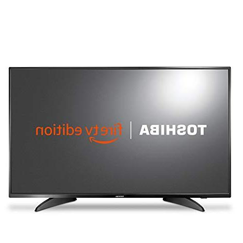 Toshiba 43-inch Full LED TV Fire Edition